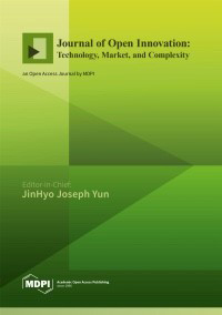 Journal of Open Innovation: Technology,Market and Complexity. (Scopus)